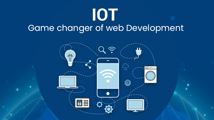 web development of IoT devices