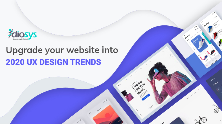 modern website design service