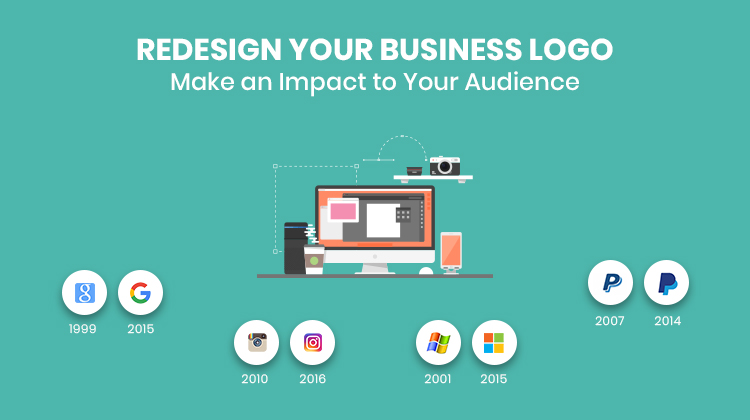 Redesign Your Business Logo Make an Impact to Your Audience