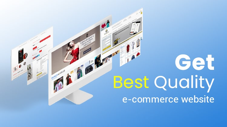 Hire e-commerce development company