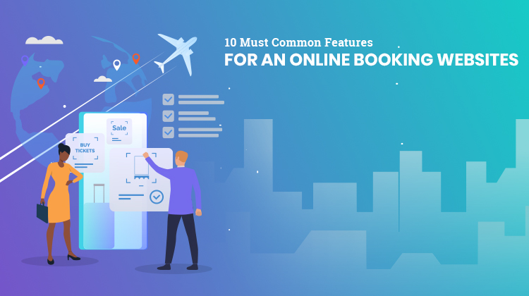 booking website development company
