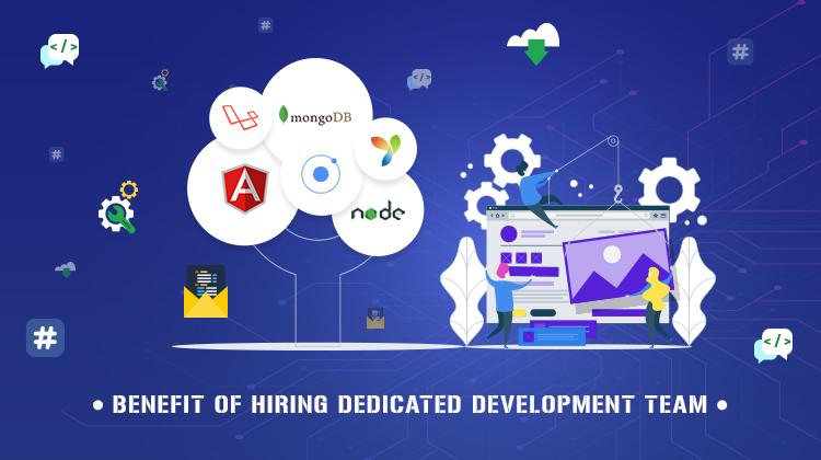 Advantages Hiring Dedicated Web Development Team - CSSChopper