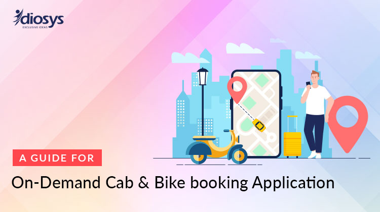 cab booking application development company